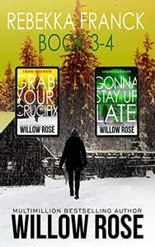 Willow Rose - Rebekka Franck: Book 3 - 4 Kindle Edition - Free @ Amazon