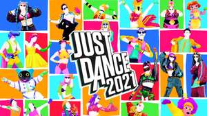 Just Dance 2021 for Nintendo Switch approx £15.00 - Nintendo eShop US or Mexico only