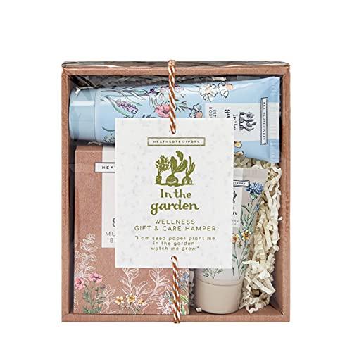 Heathcote & Ivory In The Garden Wellness Gift & Care Hamper - 49% Off + 10% - £6.89 (+£4.49 Non-Prime) @ Amazon