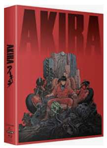 Akira Blu-ray 4K Ultra HD + Blu-ray (Limited Edition) - £32.99 delivered (with code) @ WH Smith