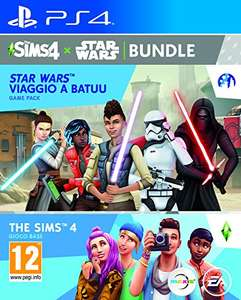 The Sims 4 Plus Star Wars Journey to Batuu Bundle (PS4/XBOX) - £11.53 Delivered {UK Mainland} @ Amazon Italy