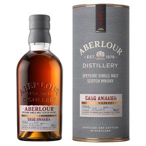 Aberlour Casg Annamh Single Malt Scotch Whisky £40 at Waitrose & Partners
