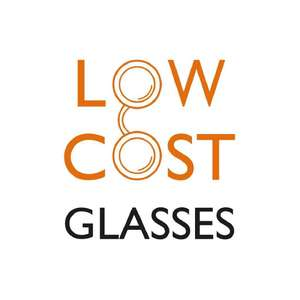 50% Off! Orders over £60 and save 50% + free shipping with code @ Low Cost Glasses