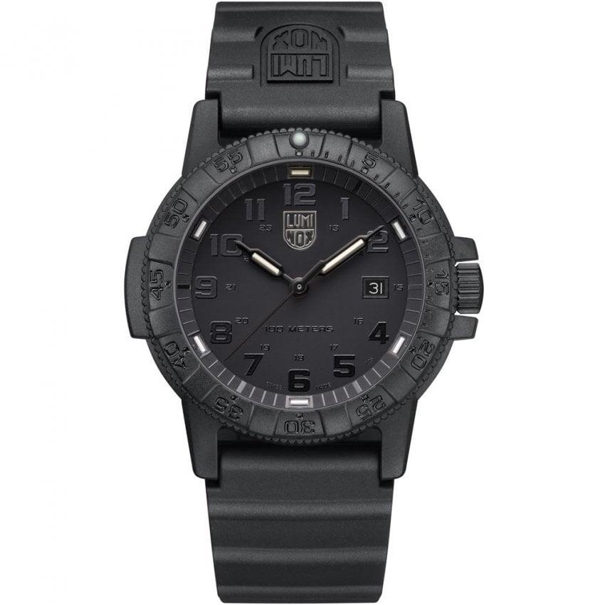 LUMINOX Leatherback SEA Turtle Giant 44mm Outdoor Watch Product Code: XS.0321.BO - £168.75 @ Francis & Gaye