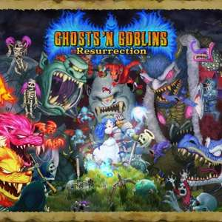 Ghosts 'n Goblins Resurrection [PS4] Pre-Order £19 @ PlayStation PSN Turkey