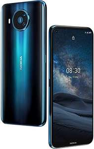 Nokia 8.3 5G 6.81 Inch Android UK SIM Free Smartphone with 5G Connectivity 6 GB RAM / 64 GB Storage Polar Night £269.99 delivered @ Amazon