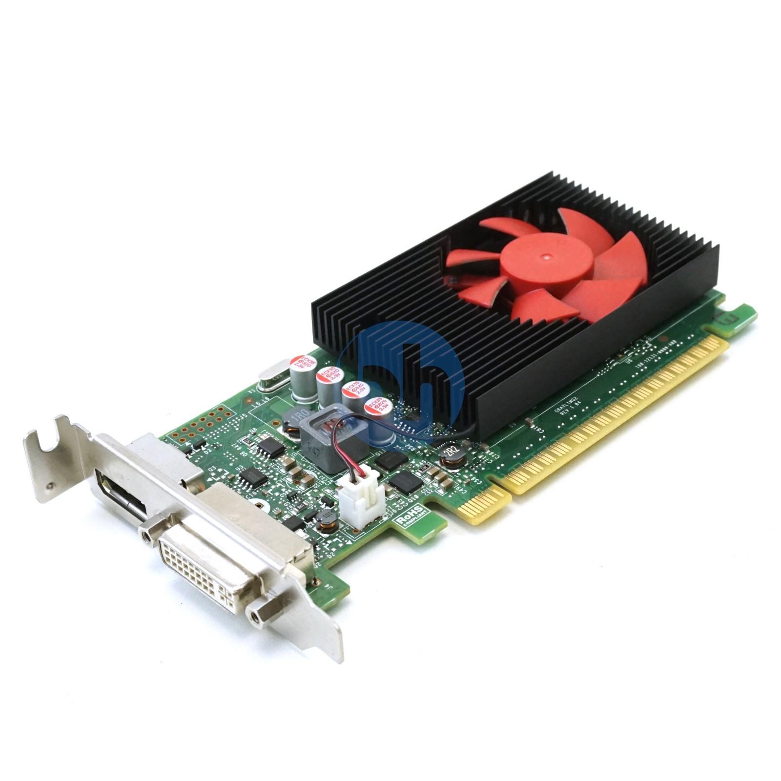 Refurbished nVidia GeForce GT730 - 2GB GDDR5 PCIe-x16 LP £33.59 delivered @ Bargain Hardware
