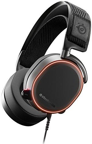 SteelSeries Arctis Pro Gaming Headset - Hi-Res Speaker Drivers - Black - £109.99 @ Amazon
