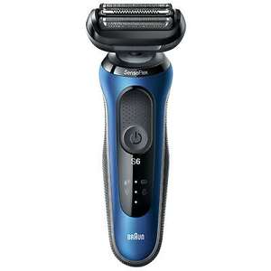 Braun Series Shavers 6 60-B1200s Wet & Dry Shaver with Travel Case - £98.95 @ ebay / onlinebeautybuys