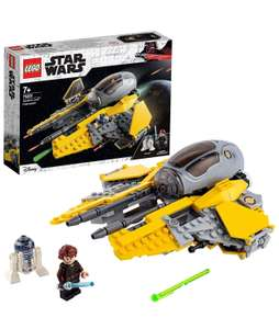LEGO Star Wars Anakin's Jedi Interceptor Toy 75281 - £20 Free click and collect / £3.95 Delivery at Argos