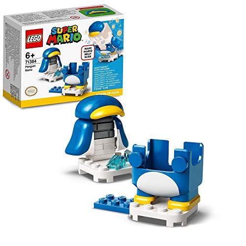 LEGO Super Mario 71384 Penguin Mario Power-Up Pack £5.99 (Prime) + £4.49 (non Prime) at Amazon