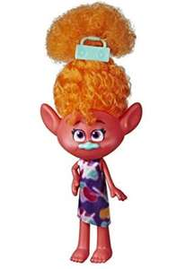 DreamWorks Trolls Stylin' DJ Suki Fashion Doll with Removable Dress and Hair Accessory - £2.99 (+£4.49 Non Prime) @ Amazon
