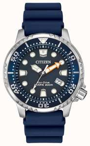 Citizen eco-drive Promaster Professional Diver BN0151-09L £175.50 (with code) @ First Class Watches