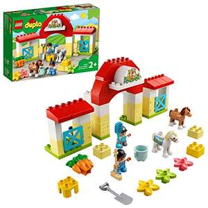 LEGO DUPLO 10951 Town Horse Stable and Pony Care £19.99 (Prime) + £4.49 (non Prime) at Amazon