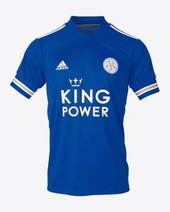 Leicester City King Power Home Shirt 2020/21 - £35.75 + £3.99 Delivery @ Leicester City FC