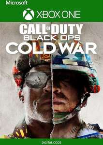 Call of Duty: Black Ops Cold War - Standard Edition Xbox One (WW) digital download £31.99 at CDKeys