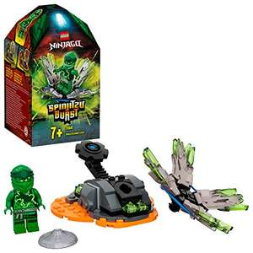 LEGO NINJAGO 70687 Spinjitzu Burst - Lloyd Green Ninja Spinner Set £6.99 (Prime) + £4.49 (non Prime) at Amazon