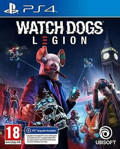 Watch Dogs Legion (PS4 / Xbox One) £17.99 / The Last of Us Part II (PS4) £17.69 Delivered (Ex-Rental) @ Boomerang via eBay