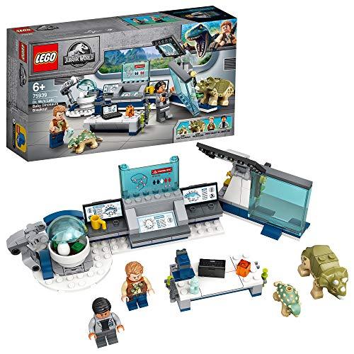 LEGO Jurassic World 75939 Dr. Wu's Lab £13.21 (UK Mainland) Sold by Amazon EU @ Amazon