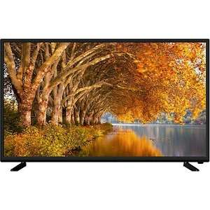 electriQ 43 Inch 4K Ultra HD HDR Android Smart LED TV with Freeview HD, £227.96 with code at buyitdirectdiscounts/ebay
