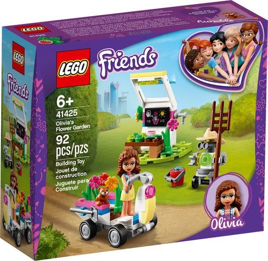 Lego Friends 41425 Olivia's Flower Garden - £2.20 @ ASDA Retford