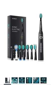 Sonic Toothbrush, ATMOKO Electric Toothbrush for Adults £15.88 prime / £20.37 nonprime Sold by MLBecommerce and Fulfilled by Amazon