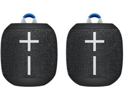 Ultimate Ears Wonderboom 2 Portable Mini Bluetooth Speaker Twin Pack £71.98 @ Costco instore