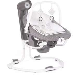 Joie Serina 2 in 1 baby Bouncer With Stand - Forever Flowers or Tile design. £100 delivered from Halfords