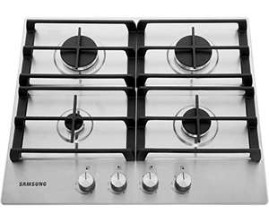 Samsung NA64H3010AS 60cm Four Burner Gas Hob Stainless Steel used very good £103.22 @ Amazon warehouse
