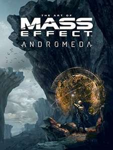 The Art of Mass Effect: Andromeda, Hardcover artbook £18.75 prime @ Amazon