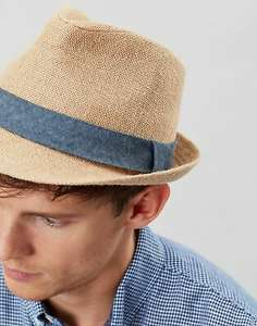 Joules Mens Halstow Hessian Hat - Size S/M - £5.95 @ Joules Ebay