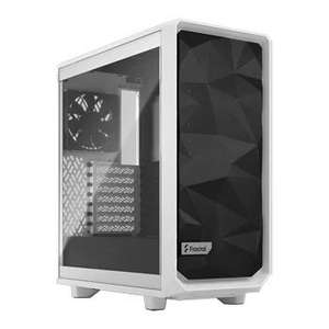 Fractal Meshify 2 Compact White Mid Tower Tempered Glass PC Case £111.48 delivered at Scan