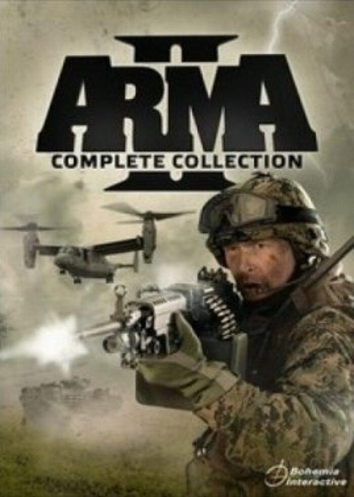 ARMA 2 Complete Collection steam key £2.50 @ Eneba / digitalsales