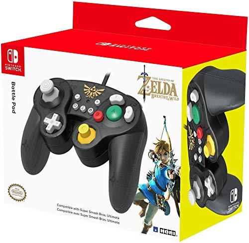 Smash Bros Hori Legend Of Zelda Gamecube Nintendo Switch Controller £18.80 (+£4.49 NP) (UK Mainland) sold by Amazon EU at Amazon