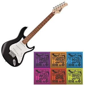 Cort G100 Open Pore Electric Guitar + 6 Pack of Ernie Ball Slinky Coasters - £92.99 Delivered Using Code @ Musicroom