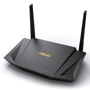 ASUS RT-AX56U Smart WiFi Router AX1800 £79.49 Delivered @ Tomtop