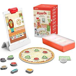 Osmo 901-00043 Pizza Co. Starter Kit-Ages 5-12-Communication Skills & Math iPad Base Included £19.74 prime + £4.49 non prime @