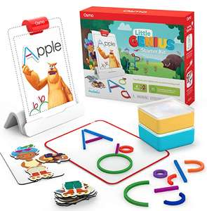 STEM toy/app Osmo Little Genius Starter Kit 4 Hands-On Learning Games-Preschool Ages £35.20 @ Amazon +4.49p&p