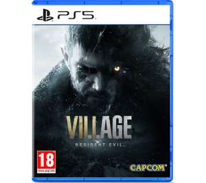 Resident Evil Village (PS5 / PS4 / Xbox) £44.99 Delivered using code @ Currys PC World