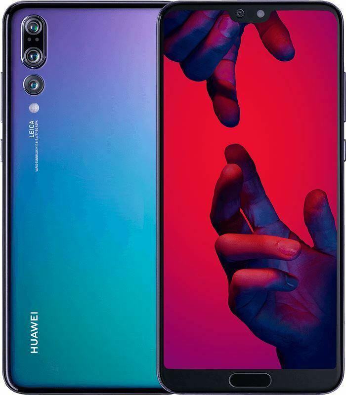 Huawei P20 Pro 128GB Unlocked Android Smartphone - Twilight, Grade B Good £108.99 @ handtec /eBay