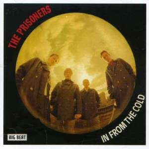The Prisoners - In from the Cold Vinyl LP £16.99 delivered @ WHSmith