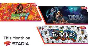 Stadia Pro Games [May] Hotline Miami 2: Wrong Number, Trine 4: The Nightmare Prince + Floor Kids - Free for Pro Subscribers @ Google Stadia