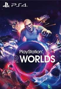 PlayStation VR Worlds Game Pack - Blood & Truth, Everybody's Golf VR, ASTRO BOT Rescue Mission & Moss - £6.10 with code @ GamStop/ Eneba