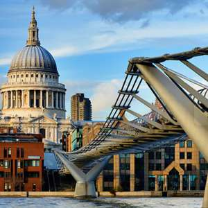 2 nights London Clerkenwell St Paul's - Yotel hotel with breakfast - fully refundable £93 with new account - May/June @ Secret Escapes
