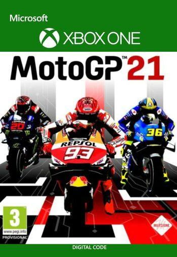MotoGP 21 [Xbox One / Series X/S - Argentina via VPN] £24.77 using code @ Eneba / ArgentinaVPNGames