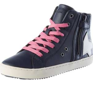 Geox girl's J Kalispera trainers size 7UK now £12.92 Prime / +£4.49 non Prime at Amazon