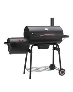 Landmann Kentucky Charcoal Offset Smoker - £219 With Code + £3.50 Delivery @ Home Essentials