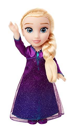 Frozen 2 Disney Singing Elsa Musical Doll Sings Into The Unknown £14.40 (prime) + £4.49 (non prime) @ Amazon
