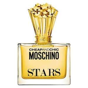 Moschino Cheap & Chic Stars Eau De Parfum for Her (50ml) - £12.99 delivered @ The Perfume Shop