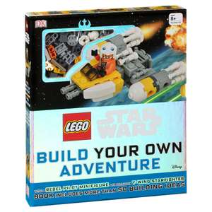 Various LEGO Build Your Own Adventure Books - £3.99 instore @ B&M (Worcester - national)